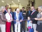 24 août 2015 – Inauguration des travaux de la salle Georges Prêtre