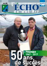 Bulletin Municipal N°72 – janvier 2018 (1,7 Mo)