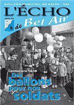 Bulletin Municipal N°66 – Janvier 2015 (3Mo)