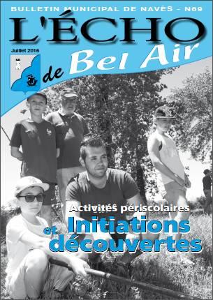 Bulletin Municipal N°69 – juillet 2016 (10Mo)