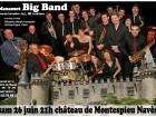 Samedi 26 juin 2010 – 21 H – Concert du Big Band de Mazamet